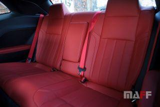 Tapicerka samochodowa Dodge Challenger - 10