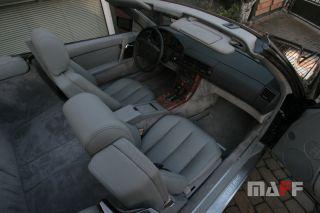Tapicerka samochodowa Mercedes-Benz R129-cabrio - 13