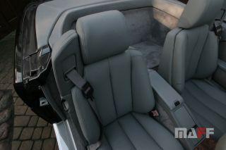 Tapicerka samochodowa Mercedes-Benz R129-cabrio - 14