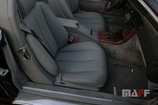 Tapicerka samochodowa Mercedes-Benz R129-cabrio - 15