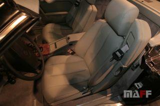 Tapicerka samochodowa Mercedes-Benz R129-cabrio - 18
