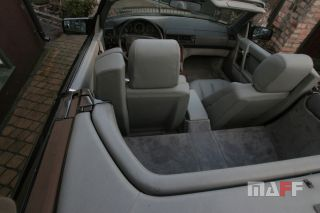 Tapicerka samochodowa Mercedes-Benz R129-cabrio - 3