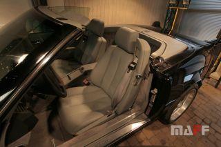 Tapicerka samochodowa Mercedes-Benz R129-cabrio - 4
