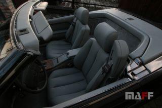 Tapicerka samochodowa Mercedes-Benz R129-cabrio - 6
