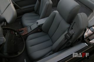 Tapicerka samochodowa Mercedes-Benz R129-cabrio - 7