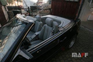 Tapicerka samochodowa Mercedes-Benz R129-cabrio - 8