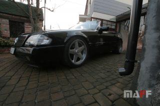Tapicerka samochodowa Mercedes-Benz R129-cabrio - 10