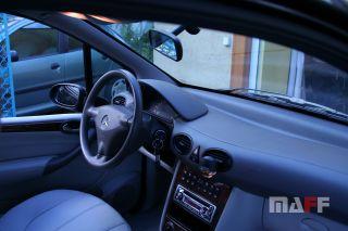 Obszycie kierownicy Mercedes-Benz W169 - 1