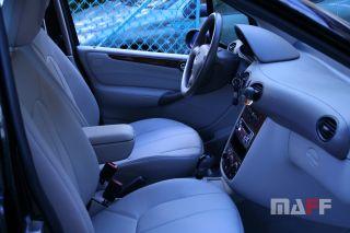 Obszycie kierownicy Mercedes-Benz W169 - 2