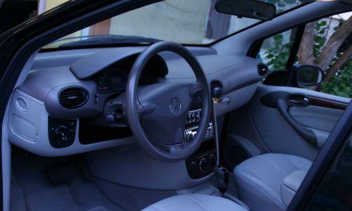 Obszycie kierownicy Mercedes-Benz W169