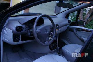 Obszycie kierownicy Mercedes-Benz W169 - 3