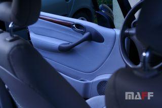 Panele drzwiowe Mercedes-Benz W169 - 1
