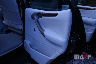 Panele drzwiowe Mercedes-Benz W169 - 2