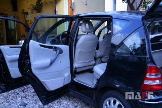 Panele drzwiowe Mercedes-Benz W169 - 5