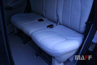 Tapicerka samochodowa Mercedes-Benz W169 - 14
