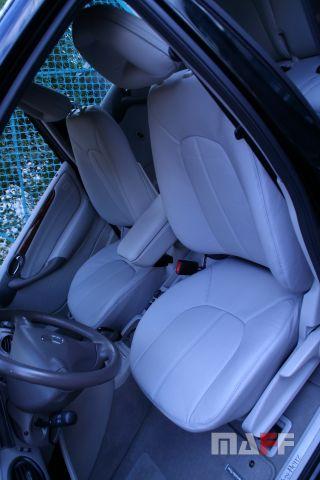 Tapicerka samochodowa Mercedes-Benz W169 - 18