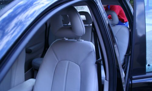 Tapicerka samochodowa Mercedes-Benz W169