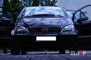 Tapicerka samochodowa Mercedes-Benz W169 - 1