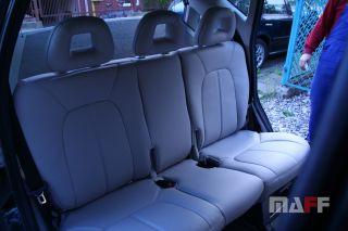 Tapicerka samochodowa Mercedes-Benz W169 - 4