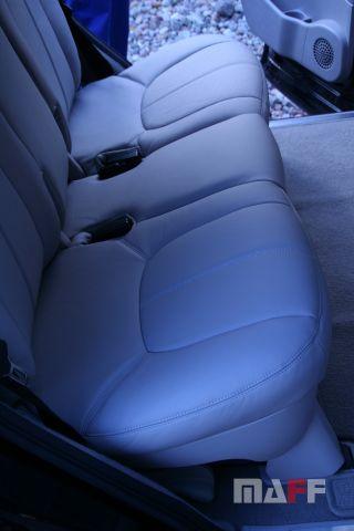 Tapicerka samochodowa Mercedes-Benz W169 - 5
