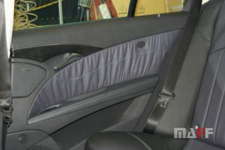 Panele drzwiowe Mercedes-Benz W211-e55-amg - 11