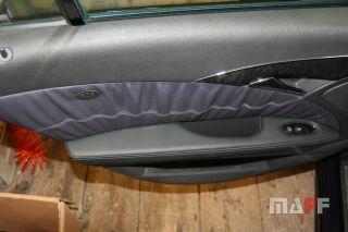 Panele drzwiowe Mercedes-Benz W211-e55-amg - 6