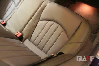 Tapicerka samochodowa Mercedes-Benz W211-e55-amg - 11
