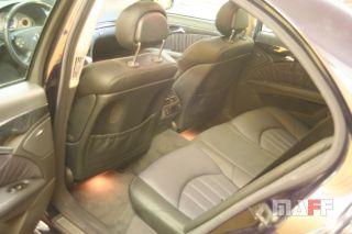 Tapicerka samochodowa Mercedes-Benz W211-e55-amg - 14