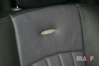 Tapicerka samochodowa Mercedes-Benz W211-e55-amg - 20