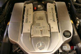 Tapicerka samochodowa Mercedes-Benz W211-e55-amg - 1