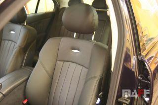 Tapicerka samochodowa Mercedes-Benz W211-e55-amg - 2