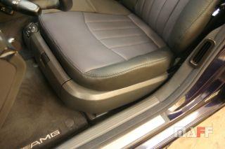 Tapicerka samochodowa Mercedes-Benz W211-e55-amg - 3