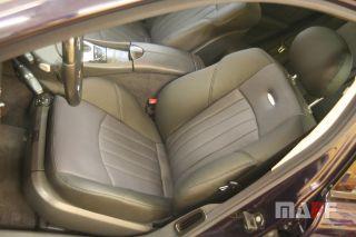 Tapicerka samochodowa Mercedes-Benz W211-e55-amg - 5