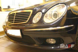 Tapicerka samochodowa Mercedes-Benz W211-e55-amg - 10