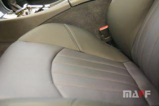 Tapicerka samochodowa Mercedes-Benz W211-e55-amg - 18