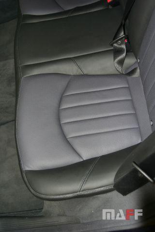 Tapicerka samochodowa Mercedes-Benz W211-e55-amg - 12