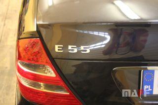 Tapicerka samochodowa Mercedes-Benz W211-e55-amg - 15