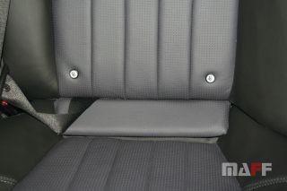 Tapicerka samochodowa Mercedes-Benz W211-e55-amg - 7