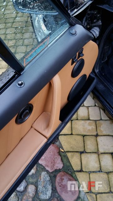Panele drzwiowe Porsche Carrera-2 - 4